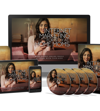 Internet Marketing For Stay At Home Moms (FREE Course)