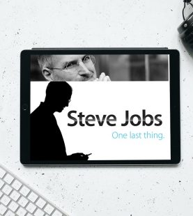 Steve Jobs One Last Thing (FREE Course)