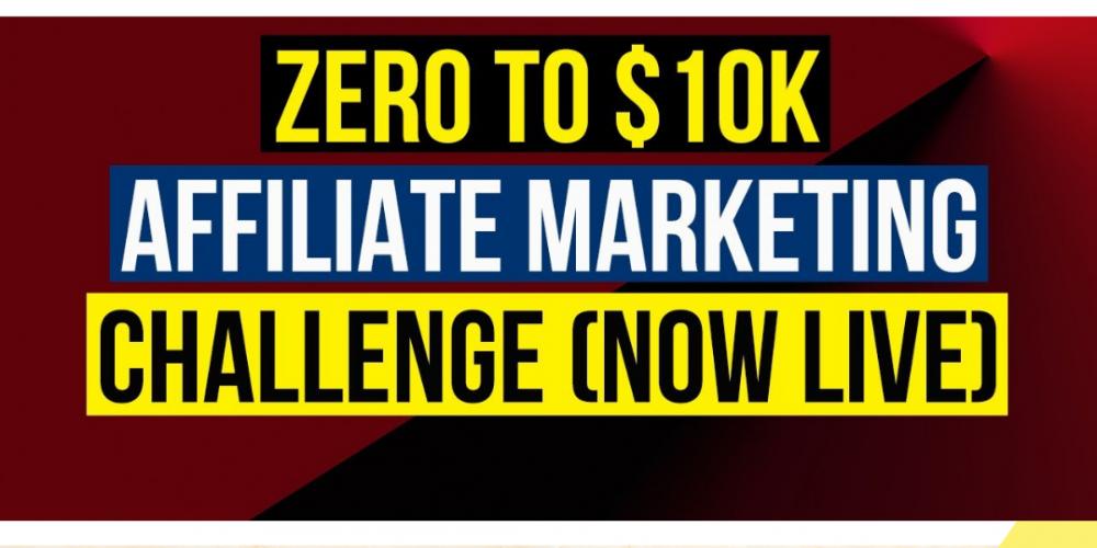 Zero To 10k Challenge【2021】 (1)